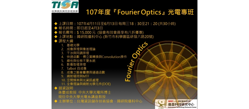 Fourier Optics
